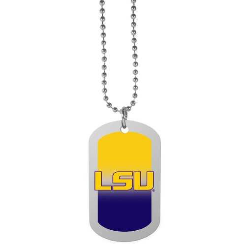 LSU Tigers Team Tag Necklace