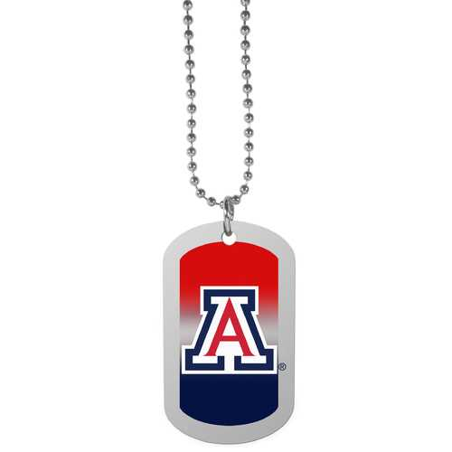 Arizona Wildcats Team Tag Necklace