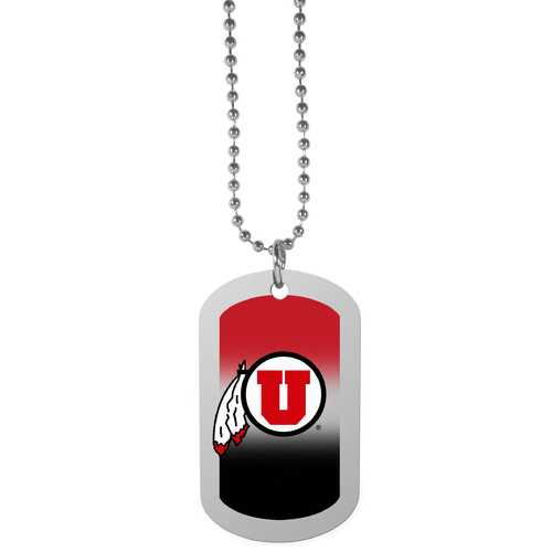 Utah Utes Team Tag Necklace