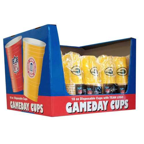 DISC GD CUP STACK DISPLAY 20
