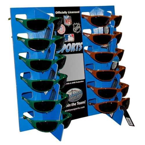 12pc Card Sunglass Display Display