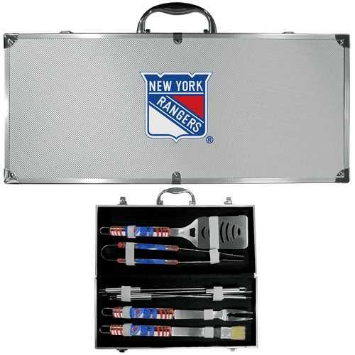New York Rangers® 8 pc Tailgater BBQ Set