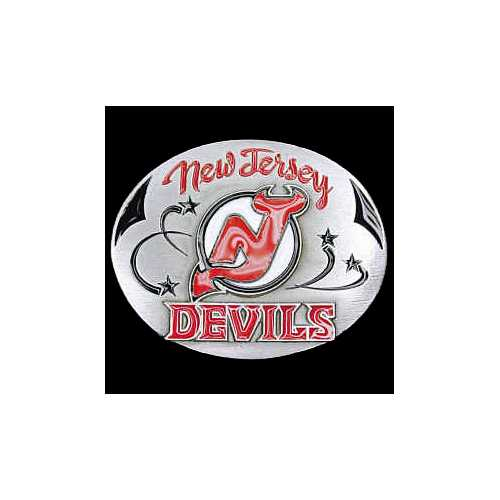 New Jersey Devils® Team Belt Buckle