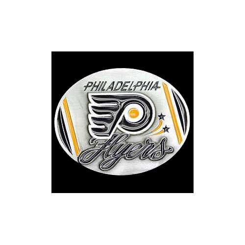 Philadelphia Flyers® Team Belt Buckle