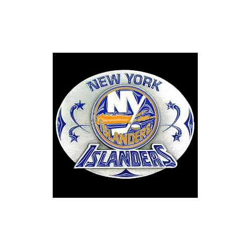 New York Islanders® Team Belt Buckle