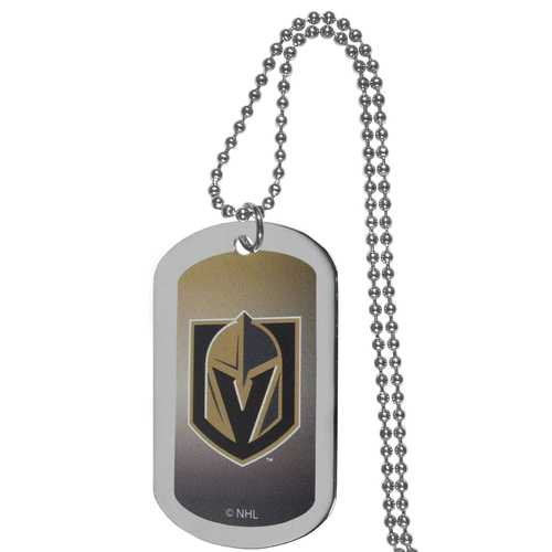 Vegas Golden Knights® Team Tag Necklace
