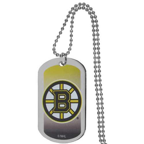 Boston Bruins® Team Tag Necklace
