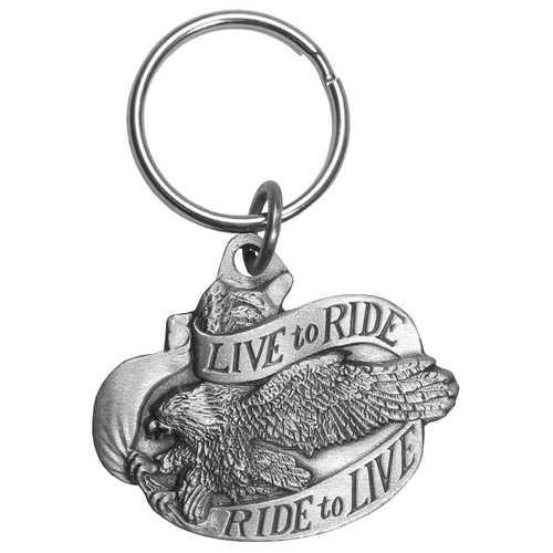 KEY-LIVE TO RIDE EAGLE