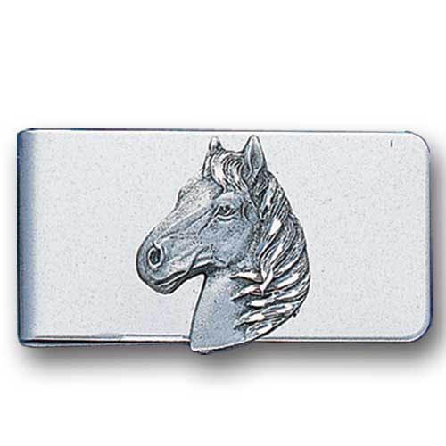 MONYCLP-FREE FORM HORSE HEAD