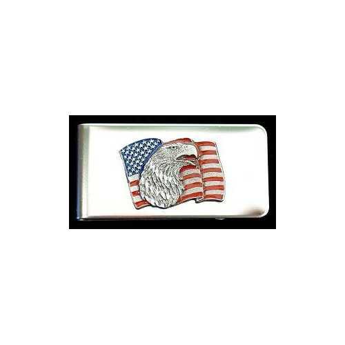 MONYCLP-AMER. FLAG/EAGLE HEAD