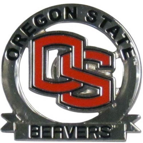 Oregon St. Beavers Glossy Team Pin