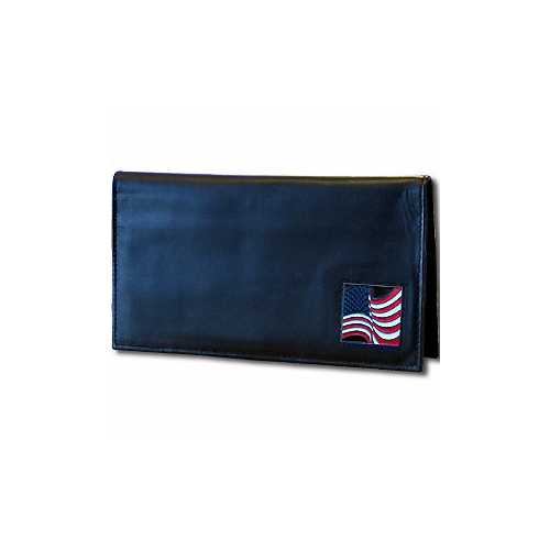 Checkbook Cover - American Flag