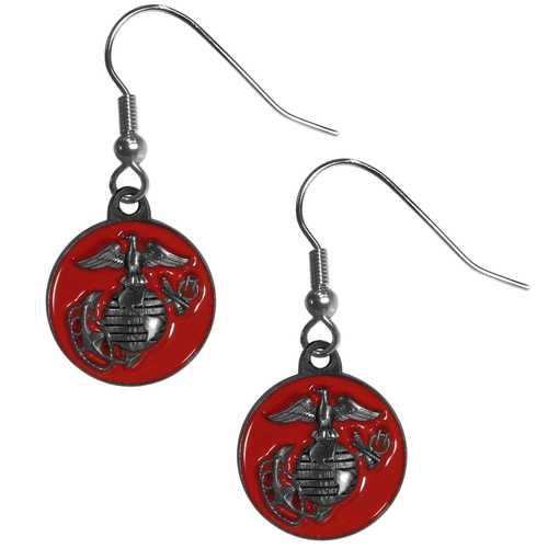 Marines Dangle Earrings