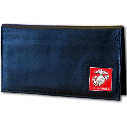 NEW CHECKBOOK-MARINES