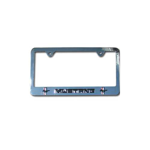 FORD MUSTANG TAG FRAME