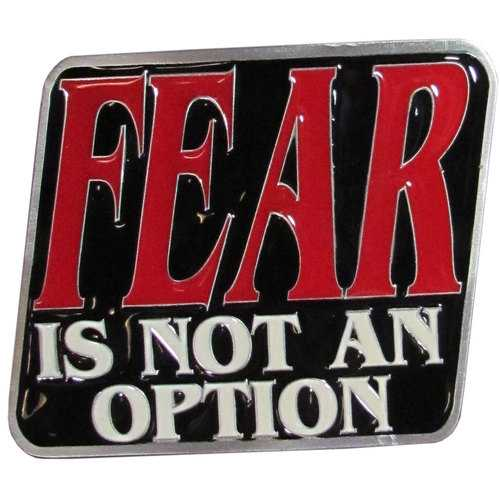 """DISC FEAR IS NOT HITCH--2"""""""