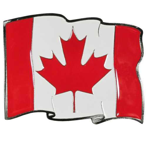 """DISC CANADIAN FLAG HITCH--2"""""""