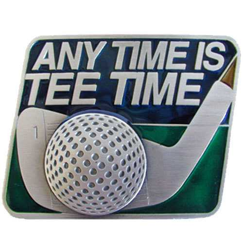 DISC TEE TIME HITCH