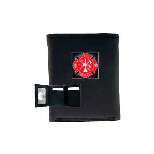 TRIFOLD-FIRE FIGHTER