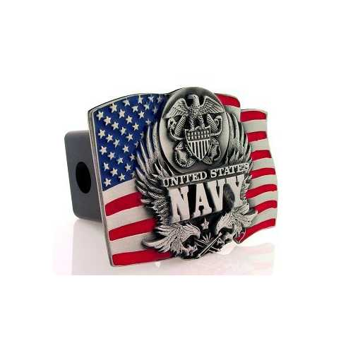 Trailer Hitch - Navy