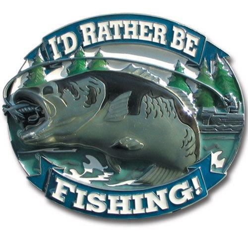 DISC RATHER BE FISHING HITCH
