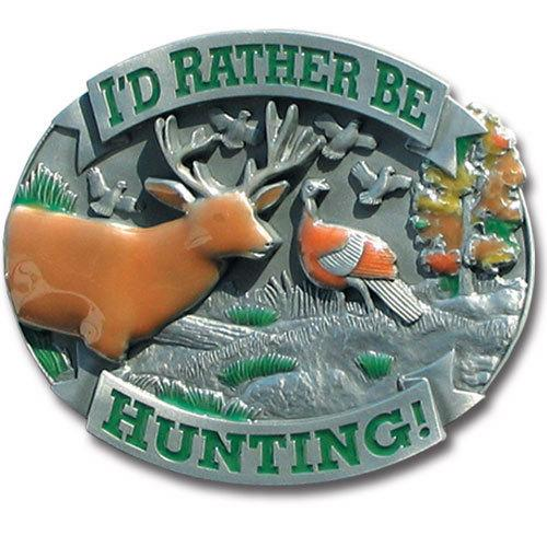DISC RATHER BE HUNTING HITCH