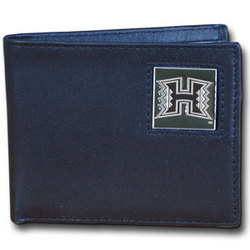 HAWAII BIFOLD LTHR