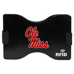 Mississippi Rebels RFID Wallet