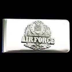 Air Force Money Clip