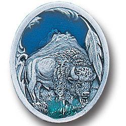 Bison Lapel Pin