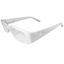 White Reading Glasses Power +1.50, 3 pack