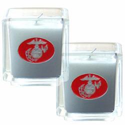 Marines Candle Set