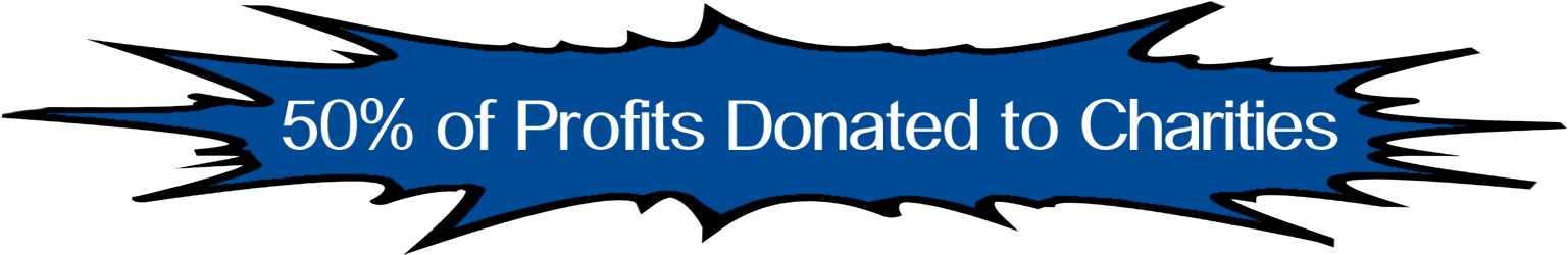 Read more in our FAQ on Charities