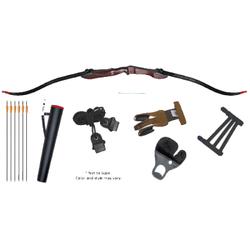 Predator's Archery Basic Recurve Package