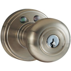 SATIN NICKEL REMOTE KNOB
