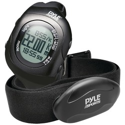 BLTH HEART RATE WATCH BLK