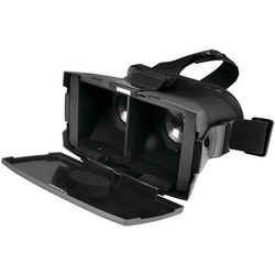 HEADSET GLASSES 3D VR BLK