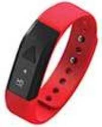 Bluetooth Activity Tracker Red