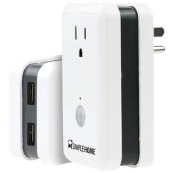 WIFI WALL PLUG W 2USB