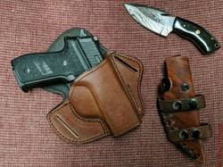G2S Leather OWB Holster