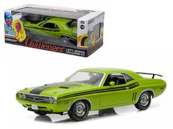 1971 Dodge Challenger HEMI R/T Green Go