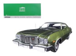 1976 Ford Gran Torino Dark Green Metallic