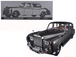 1964 Rolls Royce Phantom V MPW Gunmetal Grey LHD