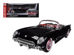 1954 Chevrolet Corvette Black