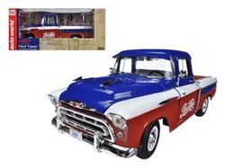 "1957 Chevrolet Cameo Pickup Truck ""Pepsi Cola"""