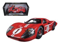 1967 Ford GT MK IV #1 Red LeMans Winner 24 Hours