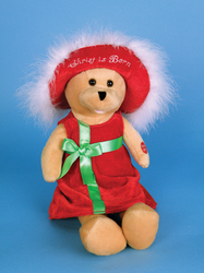 Connie Talbot Christmas Bear